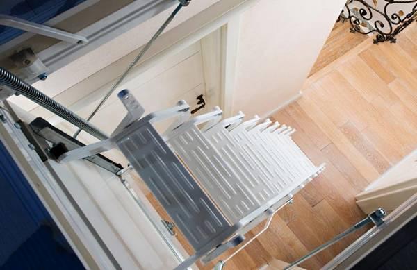 Чердачный люк с лестницей: чертежи своими руками, размеры Fakro, утепленный в ОБИ и Фактро, установка Велюкс